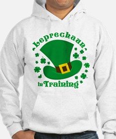 Leprechaun In Training Hoodie
