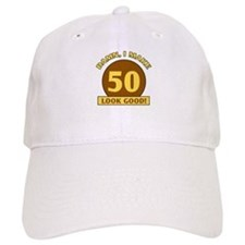 50th Birthday Gag Gift Baseball Cap