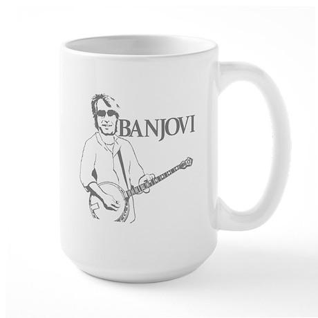 BANJOVI Large Mug