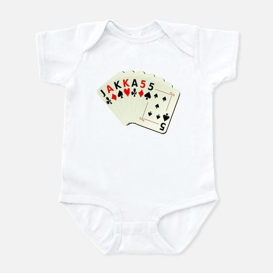 JAKKA55 Infant Bodysuit