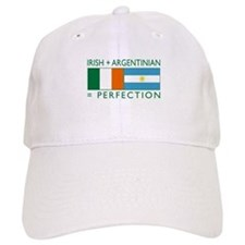 Irish Argentinian flag Baseball Cap
