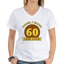 60th Birthday Gag Gift Shirt