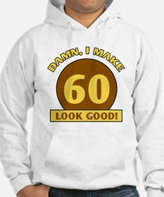 60th Birthday Gag Gift Jumper Hoody