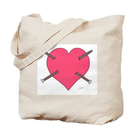 Pearl Too Tote Bag