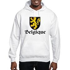 Belgium: Heraldic Jumper Hoody