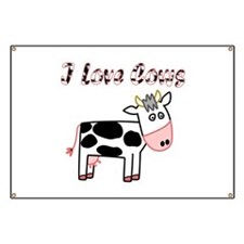 Cow Banner