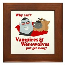 Why can't Vampires and Werewolves get along? Frame