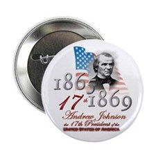 "17th President - 2.25"" Button"