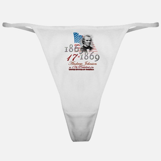17th President - Classic Thong