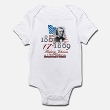 17th President - Infant Bodysuit