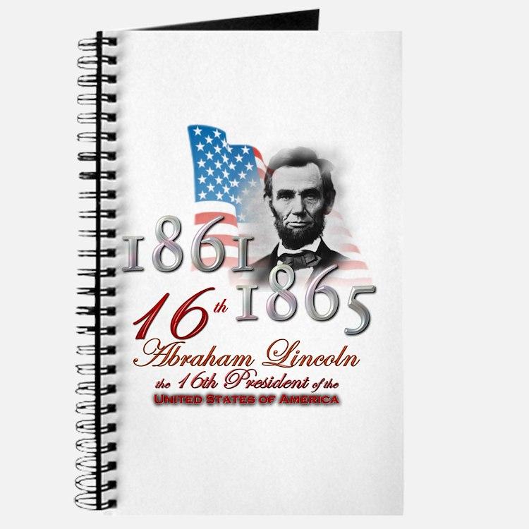 16th President - Journal