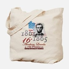 16th President - Tote Bag