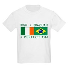 Irish Brazilian flag T-Shirt