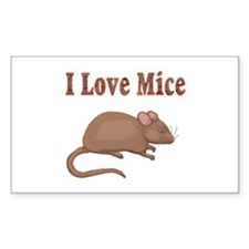 Mouse Rectangle Decal