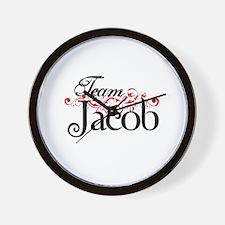 Team Jacob Wall Clock