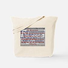 Me-Attitudes Tote Bag