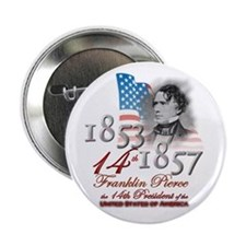 "14th President - 2.25"" Button"