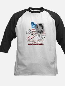 14th President - Kids Baseball Jersey