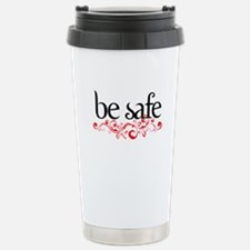 Be Safe Travel Mug