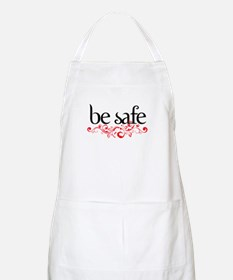 Be Safe BBQ Apron