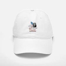 12th President - Baseball Baseball Cap
