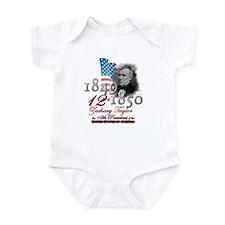 12th President - Infant Bodysuit