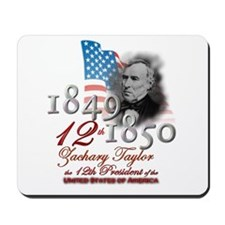 12th President - Mousepad