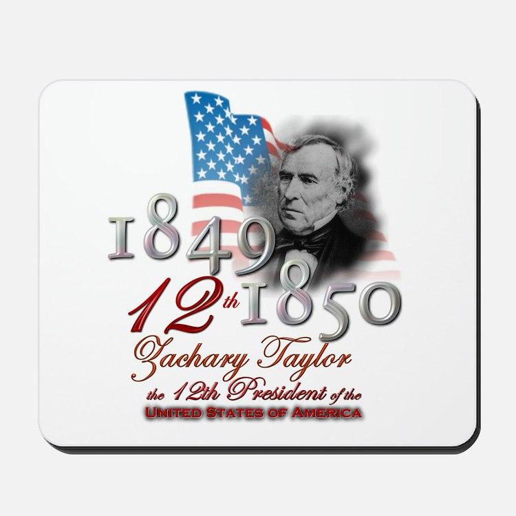 12th President - Mousepad