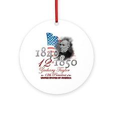 12th President - Ornament (Round)