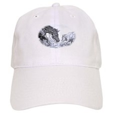 Cutting Horse Baseball Cap