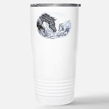 Cutting Horse Travel Mug