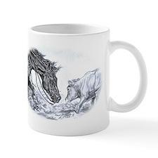 Cutting Horse Mug