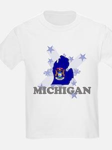 All Star Michigan T-Shirt