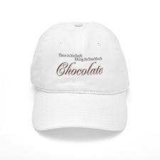 Chocolate Saying Baseball Cap