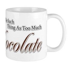 Chocolate Saying Mug
