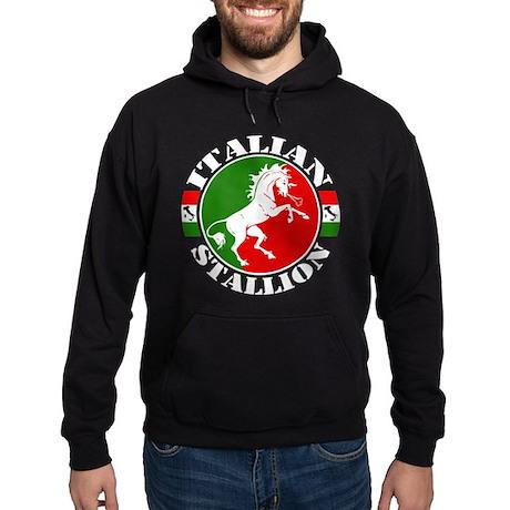 Italian Stallion Hoodie (dark)