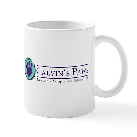 Calvin's Paws Mug