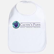 Calvin's Paws Bib