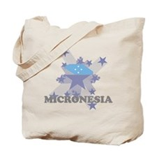 All Star Micronesia Tote Bag