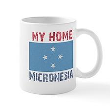 My Home Micronesia Vintage St Mug
