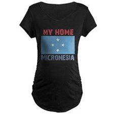 My Home Micronesia Vintage St T-Shirt