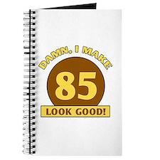 85th Birthday Gag Gift Journal