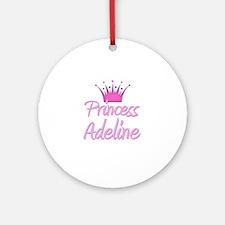 Princess Adeline Ornament (Round)