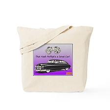 """1950 Nash Ad"" Tote Bag"