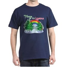 Forks Is For Lovers T-Shirt