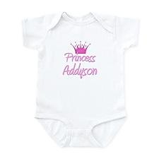 Princess Addyson Infant Bodysuit