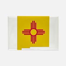 New Mexico Stripe Custom Desi Rectangle Magnet