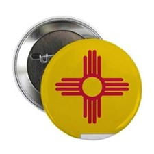 "New Mexico Stripe Custom Desi 2.25"" Button"