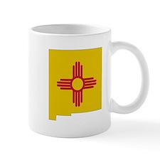New Mexico Stripe Custom Desi Mug