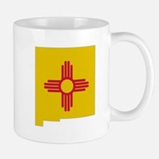 New Mexico Stripe Custom Desi Mug